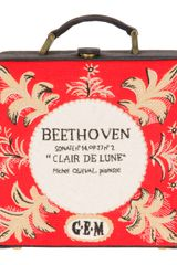 Olympia Le-Tan Beethoven Carry Case