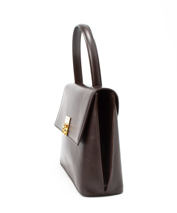 celine dark brown bag