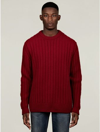 Christopher Kane Mens Cashmere Jumper with Velvet Elbow Patches - Lyst