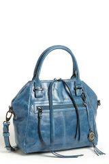 Elliott Lucca Faro Medium Leather Satchel - Lyst
