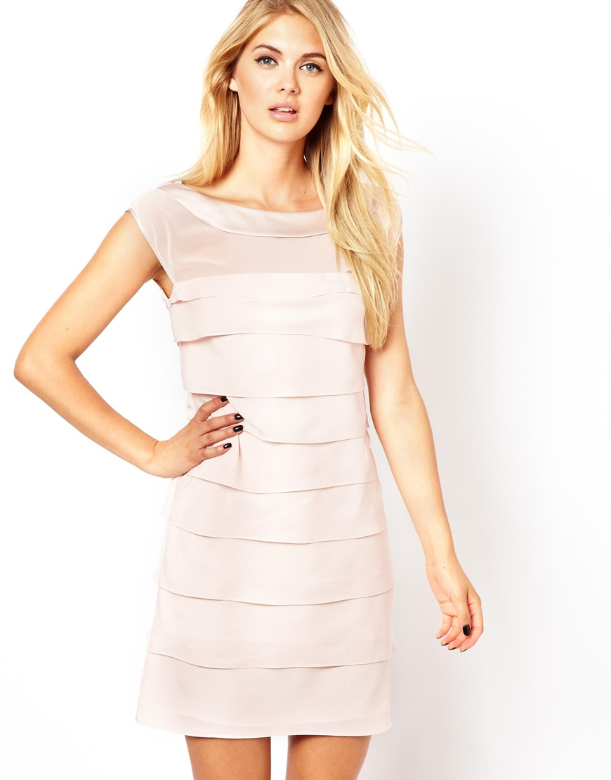 Coast Coast Infinity Dress in Soft in Pink | Lyst