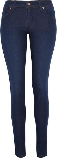 James Jeans Twiggy Low Rise Skinny Jeans - Lyst
