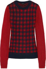 Joseph Wool and Mohair blend Sweater - Lyst