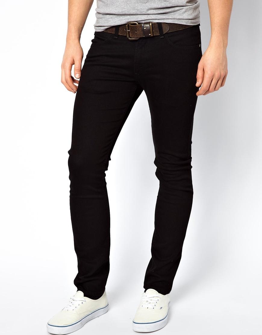 lee black jeans for men - photo #2