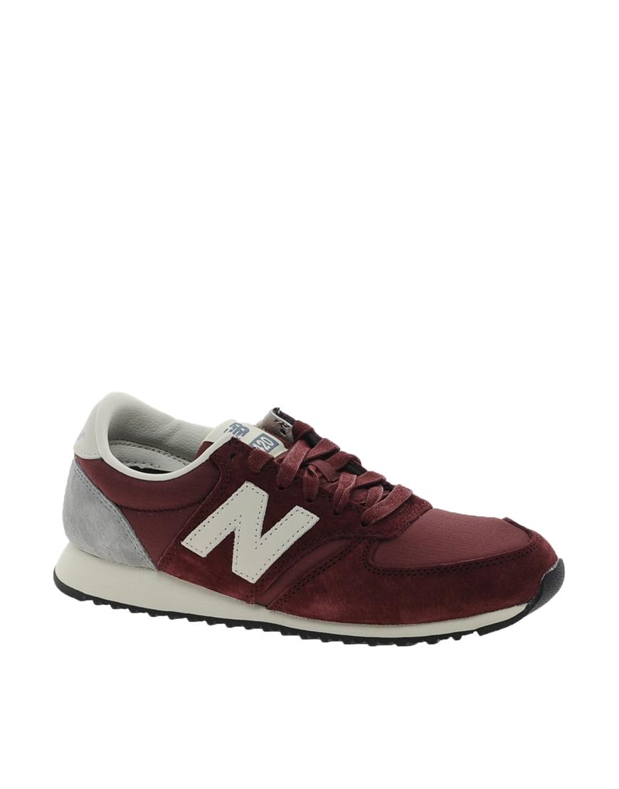 New Balance WMNS 420 Heritage Burgundy | Zapatos