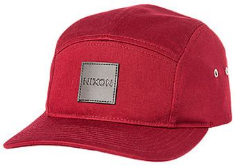 Nixon The Snapper 5panel Hat - Lyst