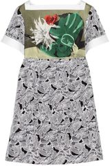 Peter Pilotto Tabitha Embroidered Silkblend Lace Dress - Lyst