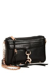 Rebecca Minkoff Mini Mac Shoulder Bag - Lyst