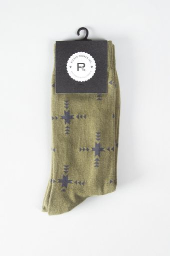 Richer Poorer Native Socks - Lyst