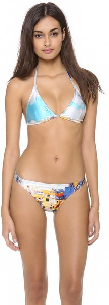 We Are Handsome The Township Teeny Bikini - Lyst