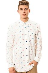 Wesc The Jeremia Ls Buttondown Shirt - Lyst