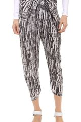 Willow Draped Pants - Lyst