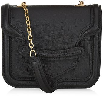Alexander McQueen Mini Heroine Shoulder Bag - Lyst