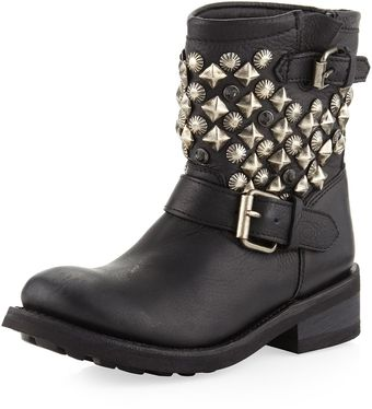 Ash Titanic Multistud Boot Black - Lyst