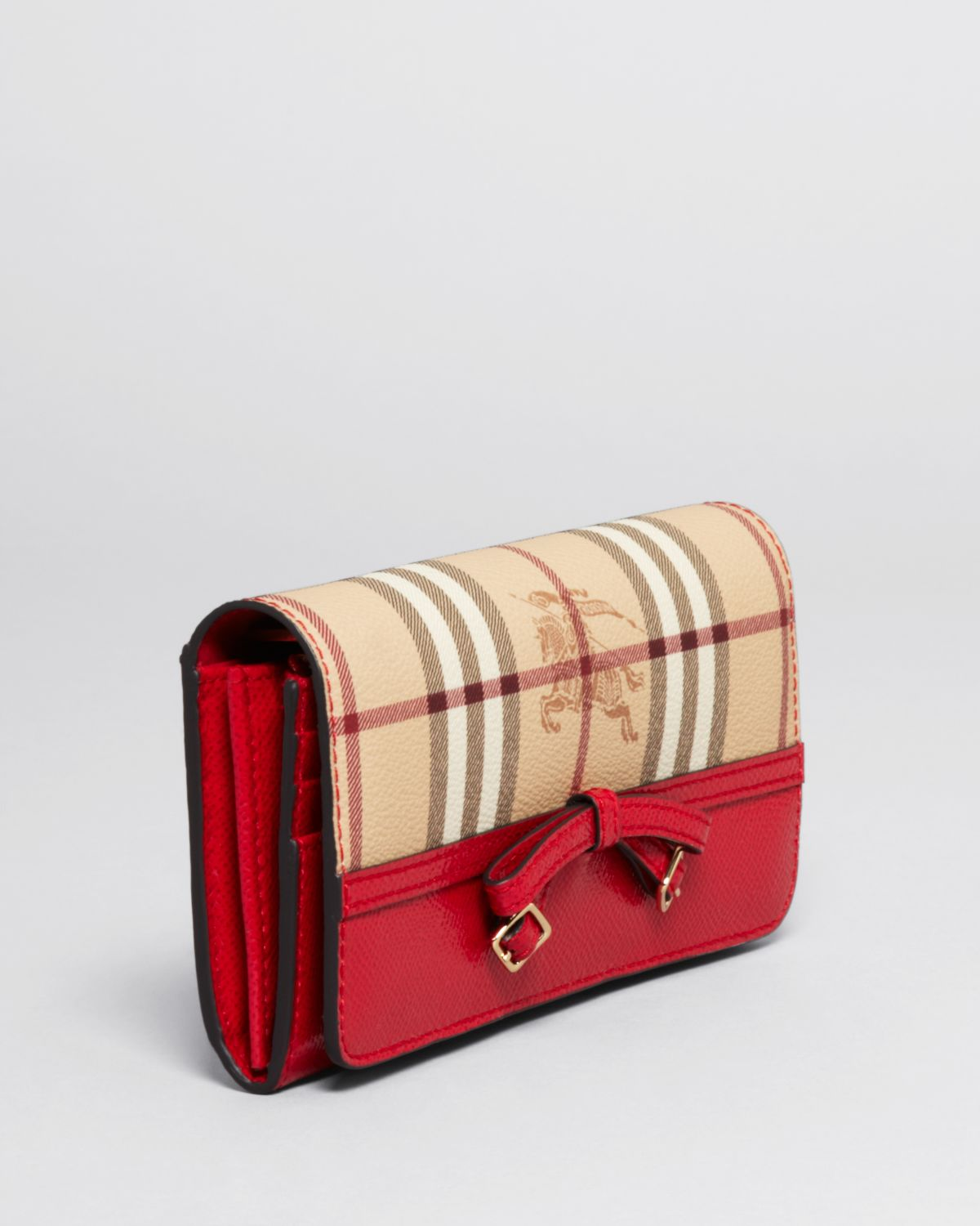 Burberry Wallet Red