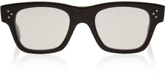 Celine Black Original Acetate Glasses - Lyst