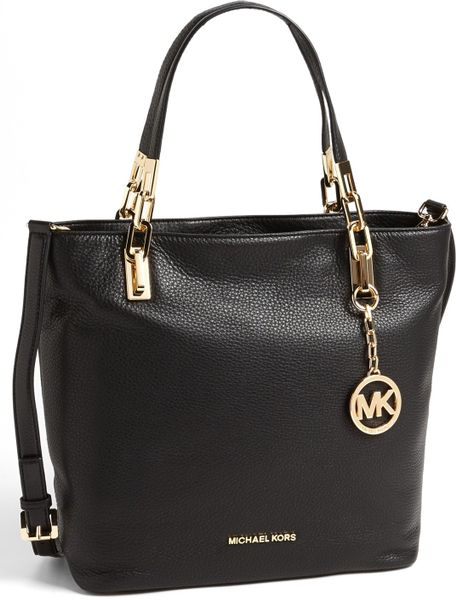 michael kors brooke shoulder tote. Black Bedroom Furniture Sets. Home Design Ideas