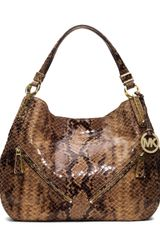Michael by Michael Kors Large Matilda Shoulder Tote - Lyst