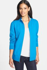 Tommy Bahama Reversible Zip Front Jacket - Lyst