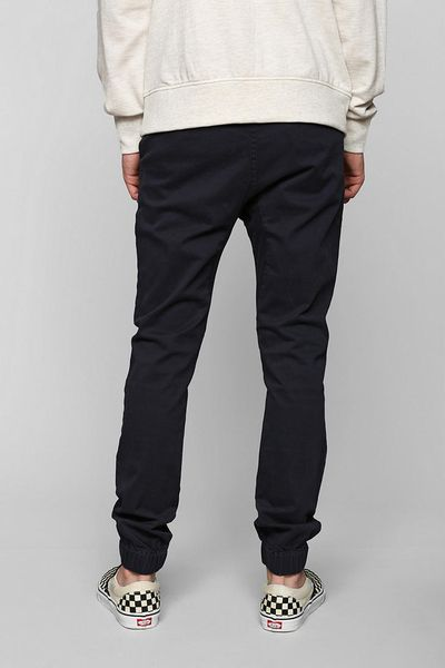 Simple Native Youth Chino Jogger In Natural For Men  Lyst