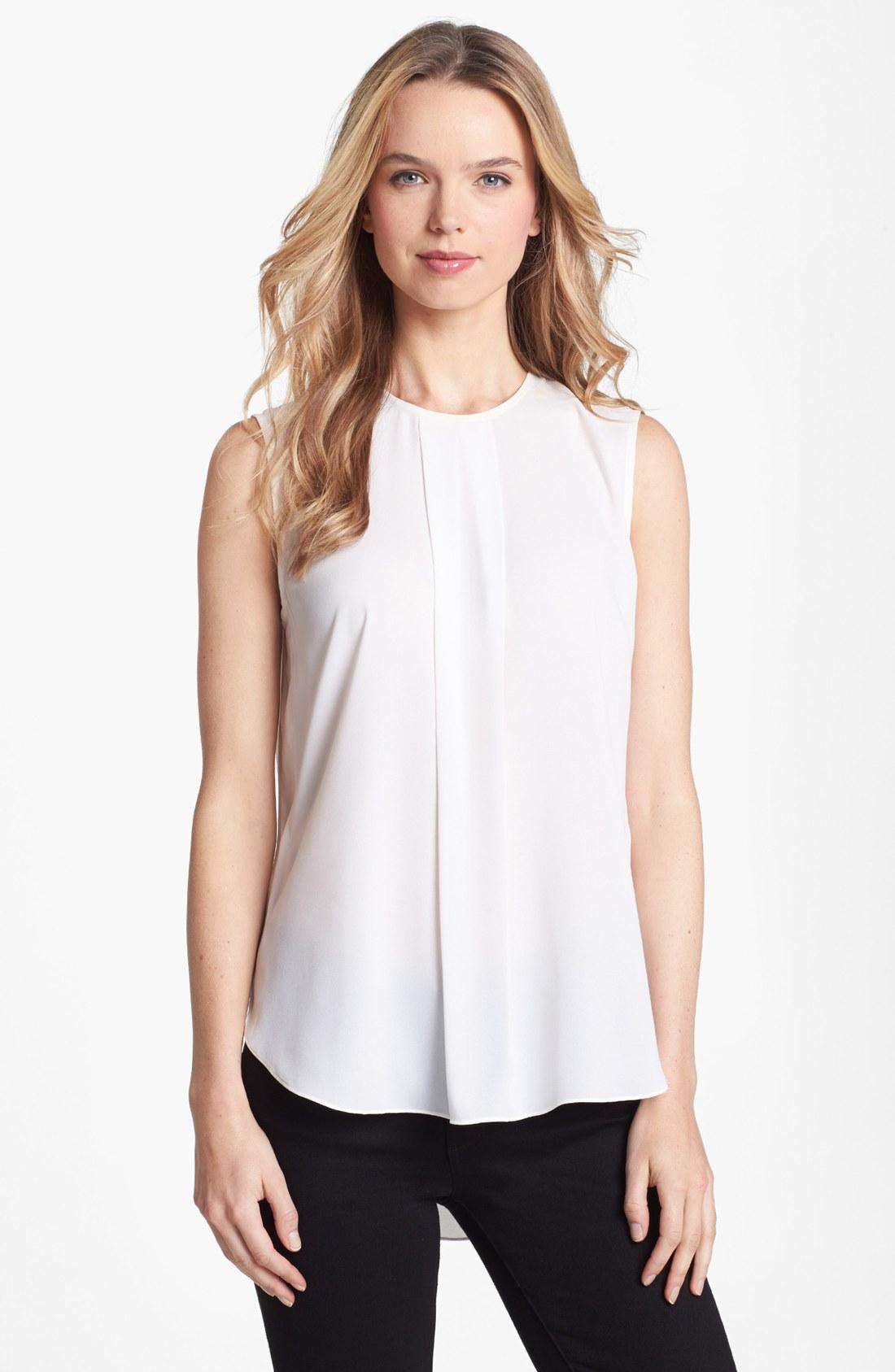 Shop stylish women's sleeveless shirts & blouses at xianggangdishini.gq In irresistible colors, fabrics & styles, LOFT sleeveless shirts & blouses are always cool. Live in what you love - shop xianggangdishini.gq today!