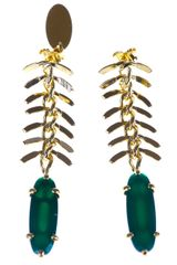 Wouters & Hendrix Drop Earrings - Lyst