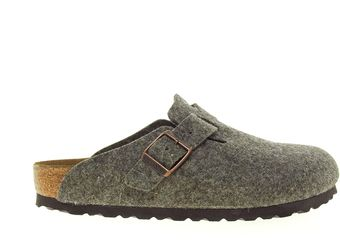 Birkenstock Boston Cocoa Slip On Clog Shoes - Lyst
