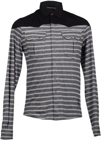 Bolongaro Trevor Long Sleeve Shirt - Lyst