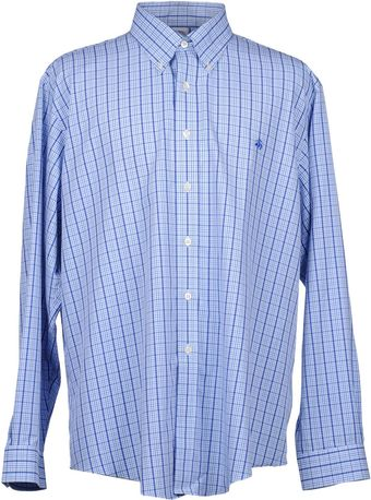 Brooks Brothers Long Sleeve Shirt - Lyst