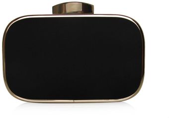 Carvela Better Small Box Clutch Bag - Lyst