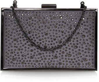 Carvela Daisy Small Box Clutch Bag - Lyst