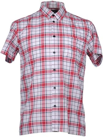 Cheap Monday Short Sleeve Shirt - Lyst