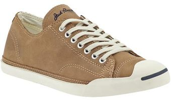 Converse Jack Purcell Low Profile Leather - Lyst
