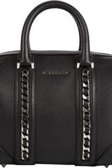 Givenchy Chain-detailed Small Lucrezia Duffel - Lyst