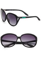 Just Cavalli Oversized Round Plastic Injection Sunglasses - Lyst
