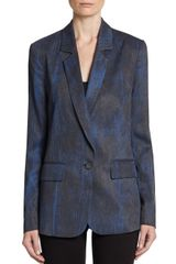 Kelly Wearstler Kennedy Boyfriend Blazer - Lyst
