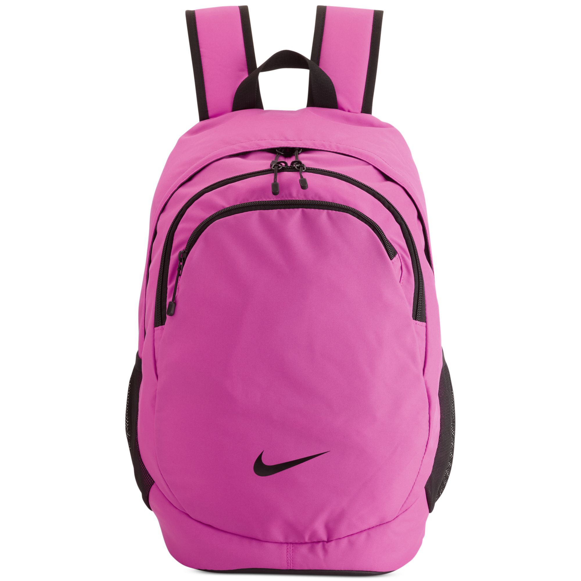 8d0e3e8605 Lyst - Nike Team Training Backpack in Pink
