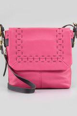 Oryany Bobbi Crossbody Bag Fuchsia - Lyst