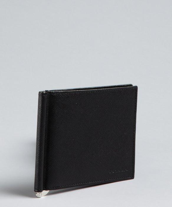 Prada Wallet Money Clip