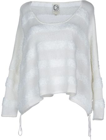 Dress Gallery Short Sleeve Sweater - Lyst