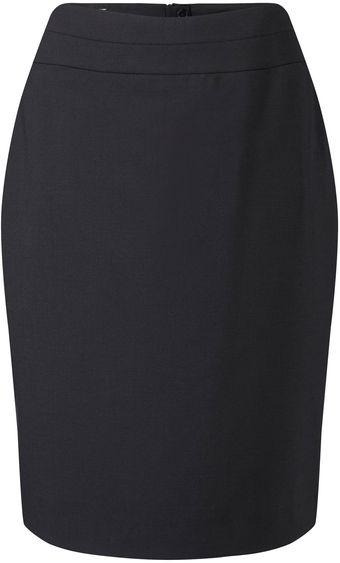 Skopes Wool Rich Suit Skirt - Lyst