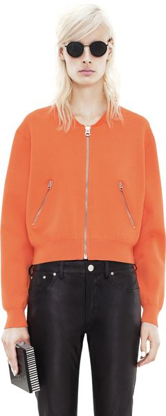 Acne Olympia Boiled Jacket - Lyst