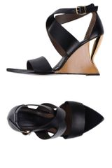 Marni Wedge - Lyst