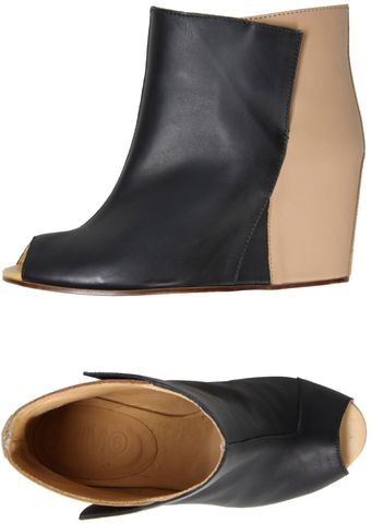 Mm6 By Maison Martin Margiela Wedge - Lyst