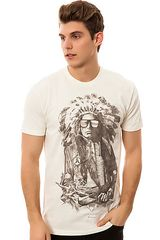 Wesc The Sup Chief Tee - Lyst