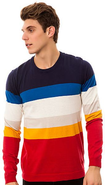 Wesc The Zoltan Crewneck Sweater - Lyst