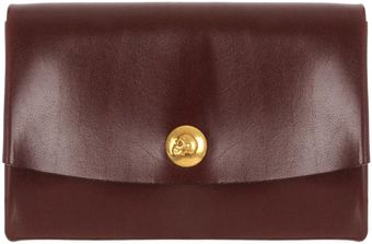 Alexander McQueen Skull Press Card Wallet - Lyst