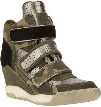 Ash Alex Bis Concealed Wedge Trainer - Lyst