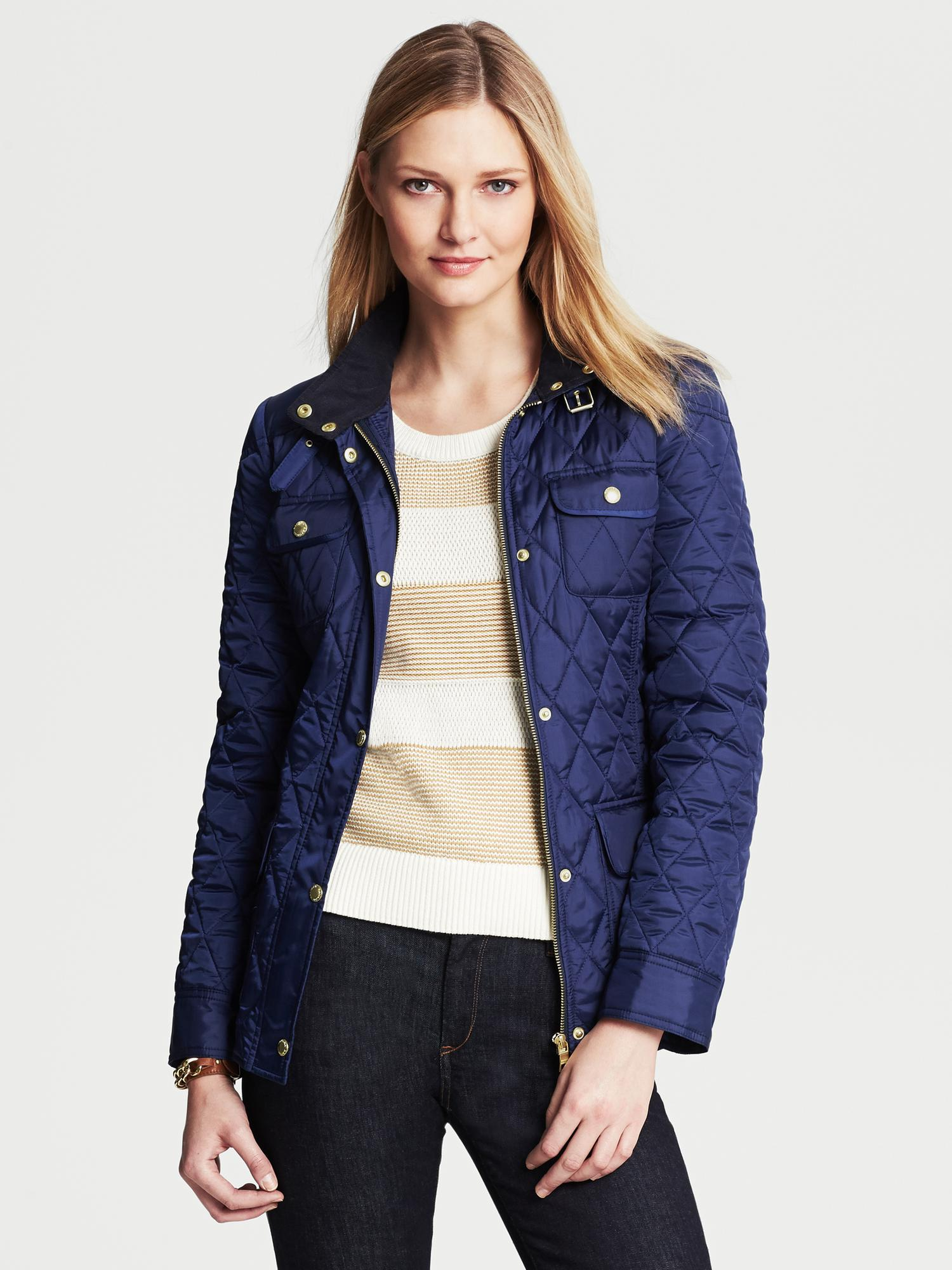 Barbour Womens Quilted Jacket