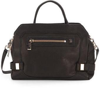 Botkier Honore Leather Satchel - Lyst
